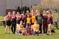 Gallery: Girls Track Orting @ Highline